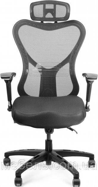 Крісло для лікаря Barsky Fly-06 Butterfly PL, чорний
