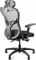 Крісло для лікаря Barsky Fly-06 Butterfly PL, чорний, фото 3