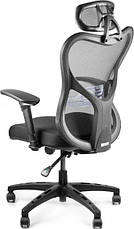 Крісло для лікаря Barsky Fly-06 Butterfly PL, чорний, фото 2