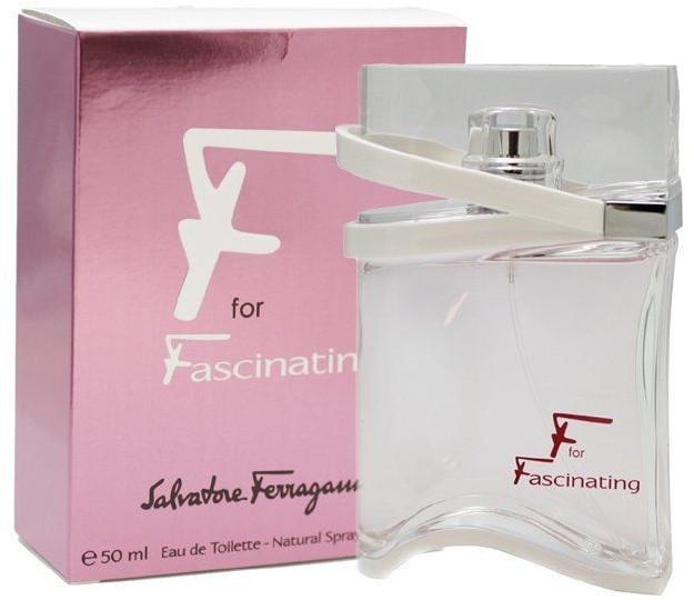 Парфуми Оригінал жіночі Salvatore Ferragamo F for Fascinating