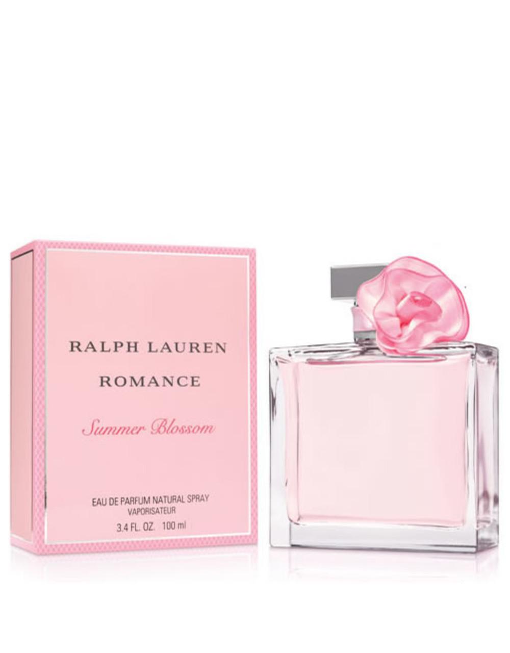 Парфуми Оригінал жіночі Ralph Lauren Romance Summer Blossom