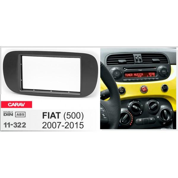 Перехідна рамка Fiat 500 Carav 11-322