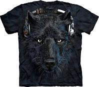 3D футболка The Mountain 103514 DJ Night
