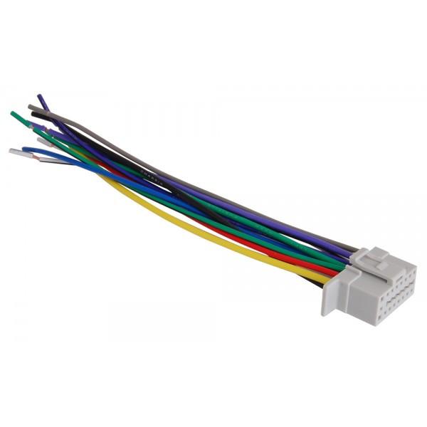Роз'єм для магнітоли Panasonic ACV 452006/1