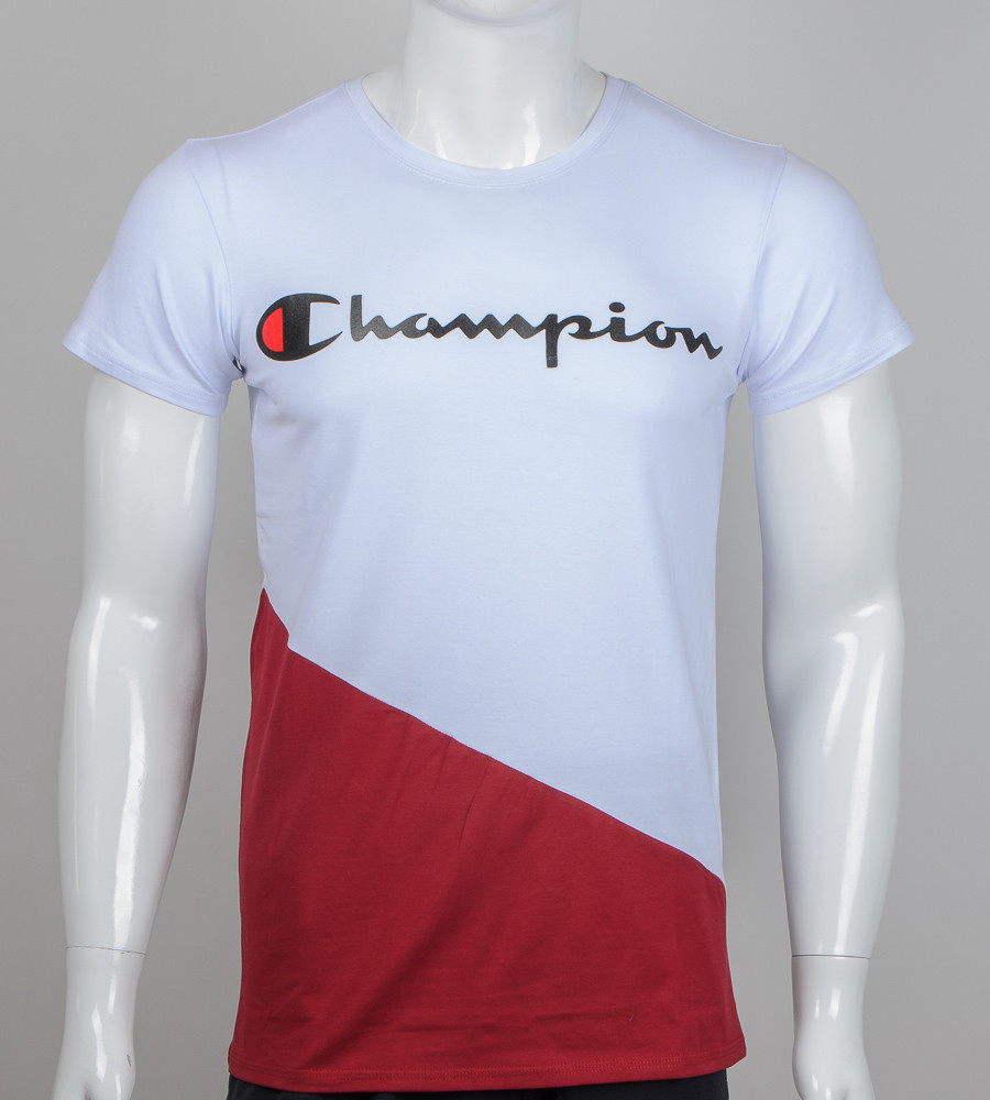 -Р- Футболка мужская Champion Белый (1-2041м), XXL