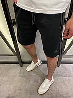 Мужские хлопковые шорты черного цвета (черные) Турция