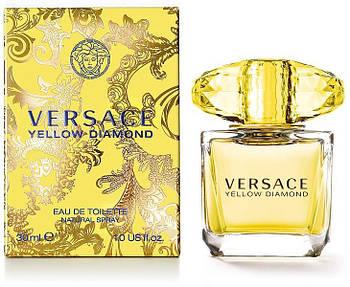 Оригинальные Духи женские Versace Yellow Diamond (Версаче жёлтый бриллиант)
