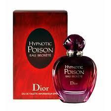 Оригинальная Туалетная вода Оригинальные Духи Dior Hypnotic Poison Eau Secrete