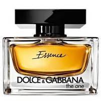 Парфумована вода Оригінал жіноча Dolce&Gabbana The One Essence, фото 3