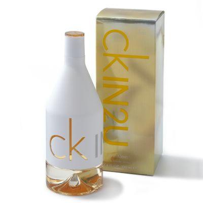 Оригинальные Духи женские Calvin Klein CK IN2U Her (Кэльвин Кляйн Ин Ту Ю Хэт Хё)