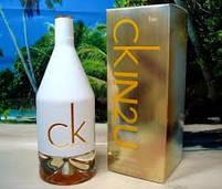 Оригинальные Духи женские Calvin Klein CK IN2U Her (Кэльвин Кляйн Ин Ту Ю Хэт Хё), фото 4
