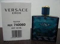 Оригинальный Тестер без крышечки Оригинальные Духи мужские Versace Eros ( Версаче Эрос), фото 4
