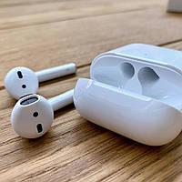 Беспроводные Bluetooth-наушники Apple AirPods 2 white белые вкладыши (Оригинал)