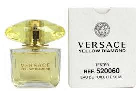 Оригинальный Тестер без крышечки Versace Yellow Diamond