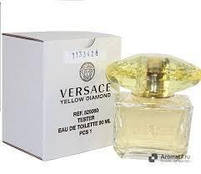 Оригинальный Тестер без крышечки Versace Yellow Diamond, фото 10