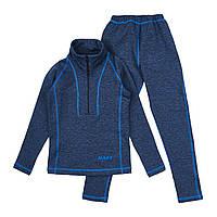 Термобілизна BAFT KIDS EXTREME EM300 р. 122 см Синій EM3002-122, КОД: 1577729