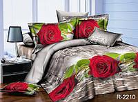 Семейный комплект постельного белья - ренфорс R2210