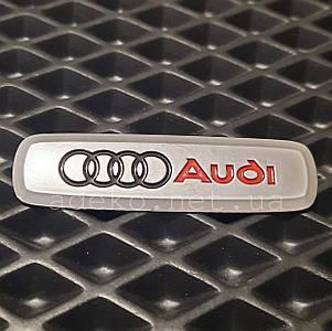 Шильдик с логотипом Audi для ЕВА ковриков