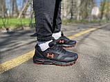 Чоловічі кросівки under armour hovr phantom black андер армор ховр фантом чорні, фото 5