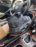 Чоловічі кросівки under armour hovr phantom black андер армор ховр фантом чорні, фото 3