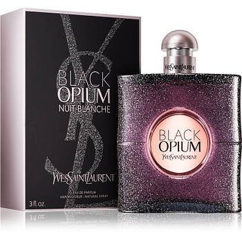 Yves Saint Laurent Black Opium Nuit Blanche EDP 90 ml (лицензия)