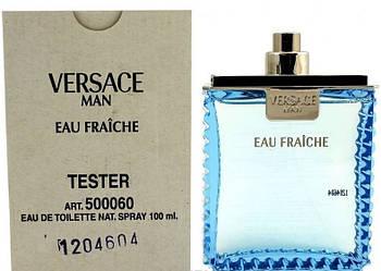 Versace Man Eau Fraiche edt 100ml Tester Оригинал