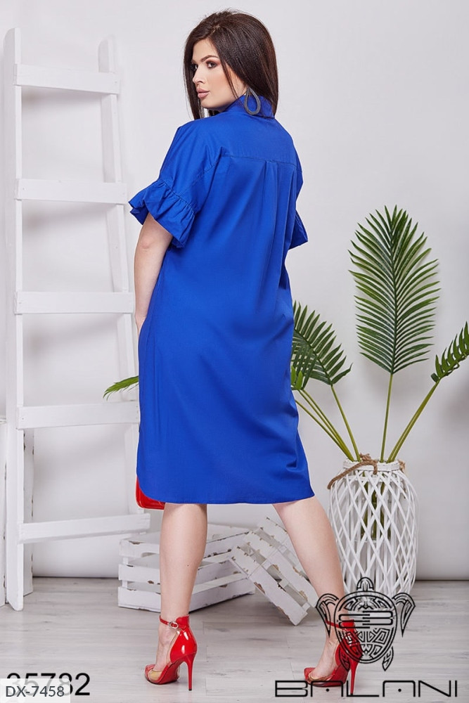 Платье DX-7458