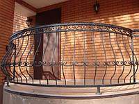 Ограждение балконов из металла заказать