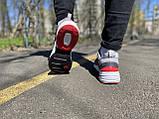 Кросівки чоловічі натуральна шкіра Nike M2K Tekno Найк М2К Техно, фото 4