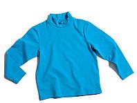 Яркие детские водолазки (140-158 разные цвета)