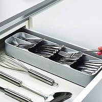 Органайзер для столових приладів Drawer Store For Spoon