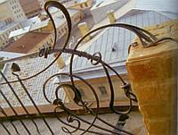 Замена балконного ограждения