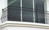 Кованная ограда для балкона