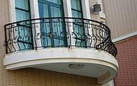 Цена монтажа балконных ограждений