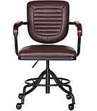 Крісло Barber brown коричневе AMF (безкоштовна адресна доставка), фото 2