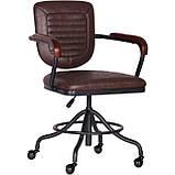 Крісло Barber brown коричневе AMF (безкоштовна адресна доставка), фото 3