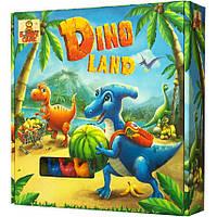 """Настольная игра """"Дино Ленд"""" / Dino land - настольный квест о динозаврах"""