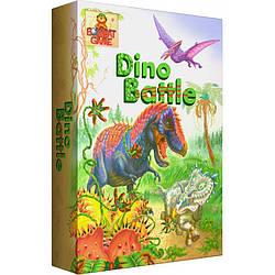 """Настольная игра """"Дино батл"""" / Dino battle - для всей семьи"""