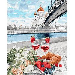 "Картина по номерам ""Романтический пикник"", 40х50 см, КНО3586"