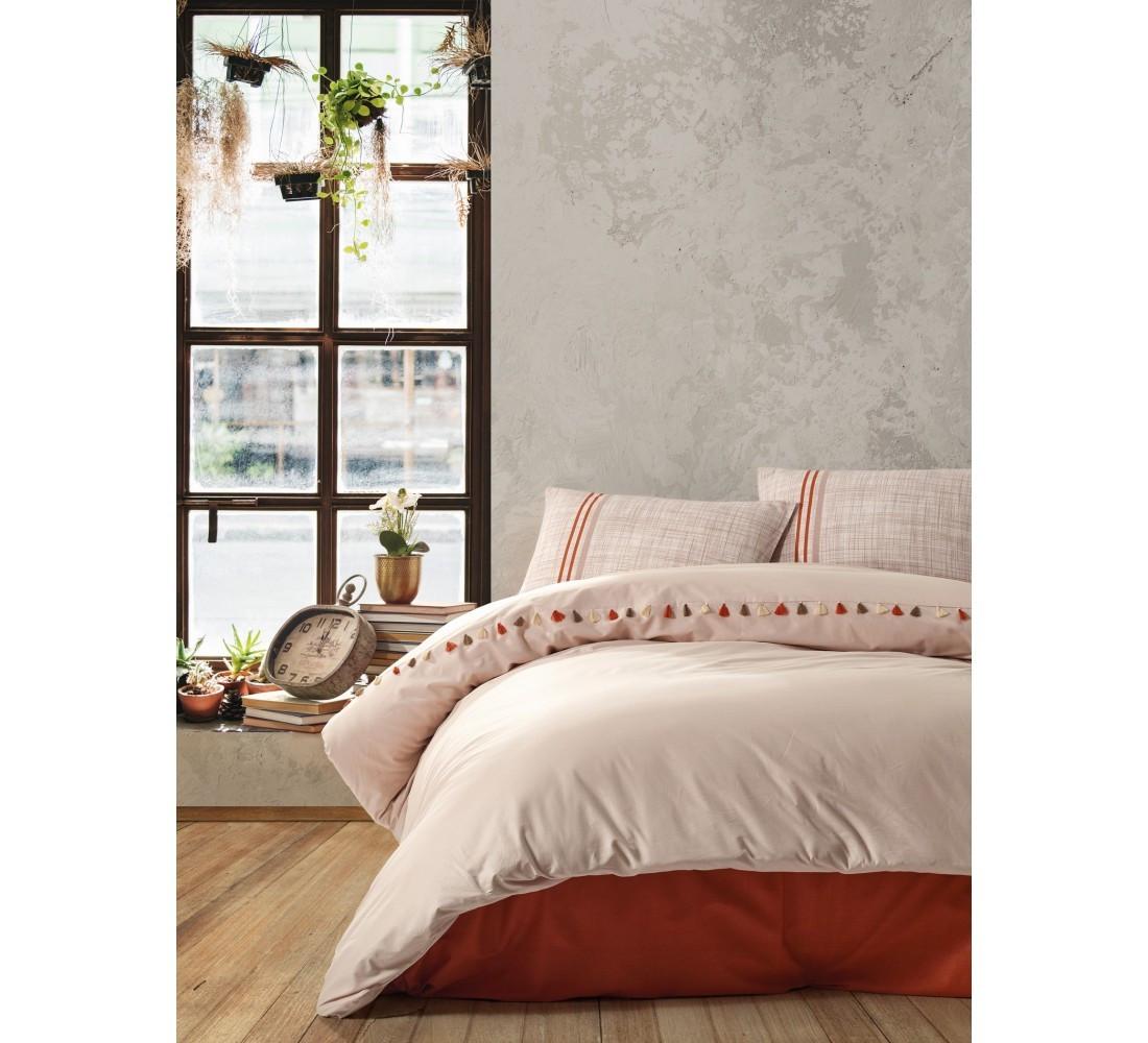 Постельное белье Cotton Box CANDY MERRI двуспальный - евро