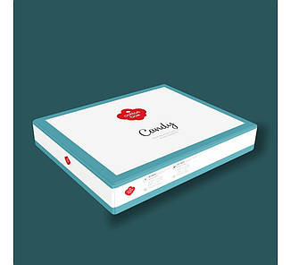 Постельное белье Cotton Box CANDY MERRI двуспальный - евро, фото 2