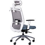 Кресло Install White Alum Grey/Skyline AMF (бесплатная адресная доставка), фото 3