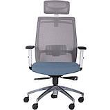 Кресло Install White Alum Grey/Skyline AMF (бесплатная адресная доставка), фото 2