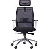 Кресло Install White Alum Black/Black AMF (бесплатная адресная доставка), фото 2
