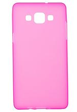 Чехол бампер для Samsung Galaxy A5 A500 розовый