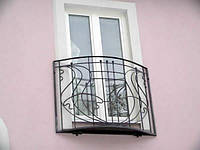 Ограждения террас балконов