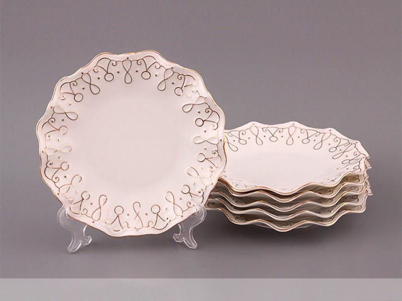 Набор тарелок Lefard Лаура 6 предметов 20 см 275-505