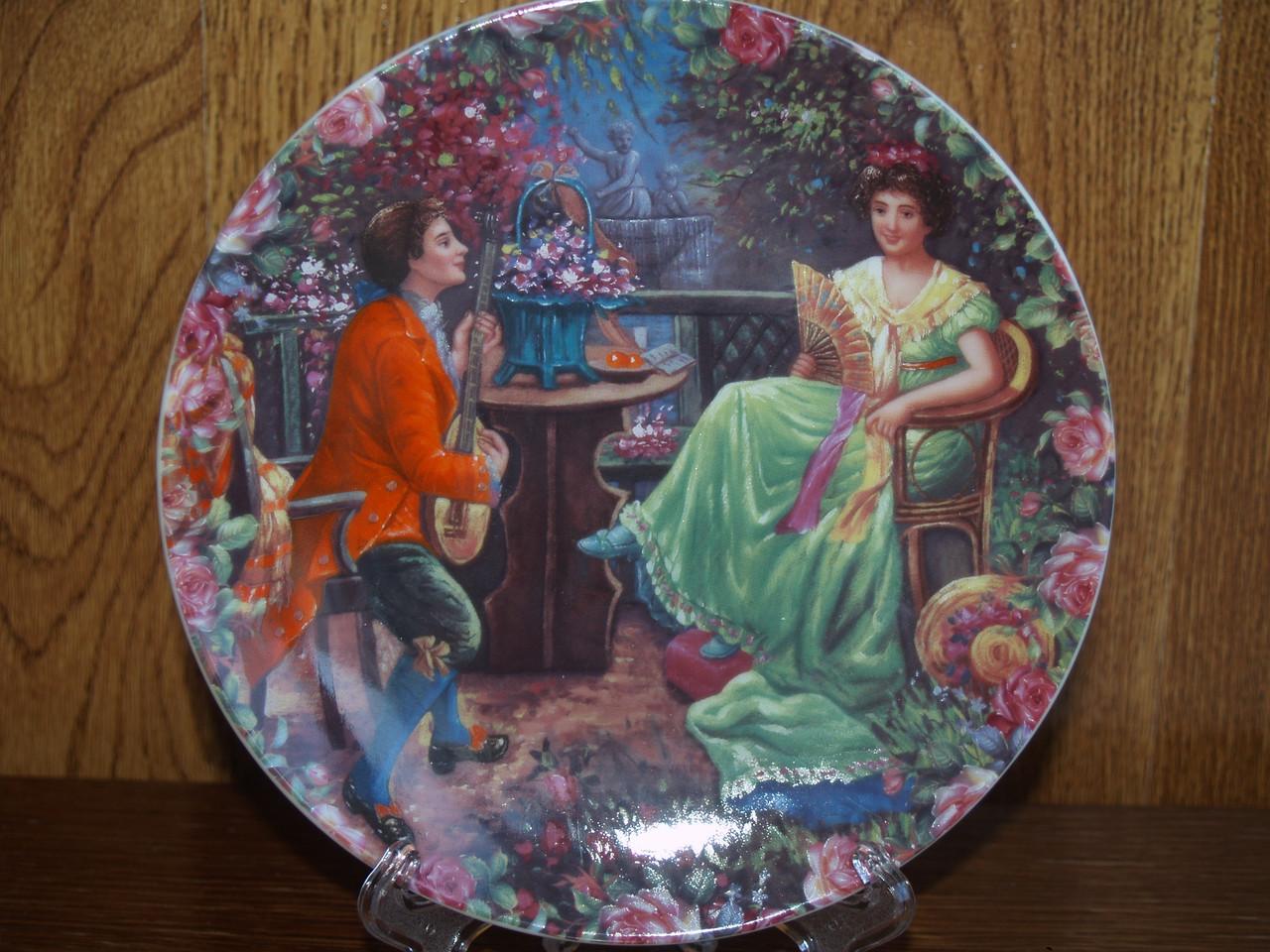 Декоративная тарелка Lefard Друзья 15 см 921-0053/3