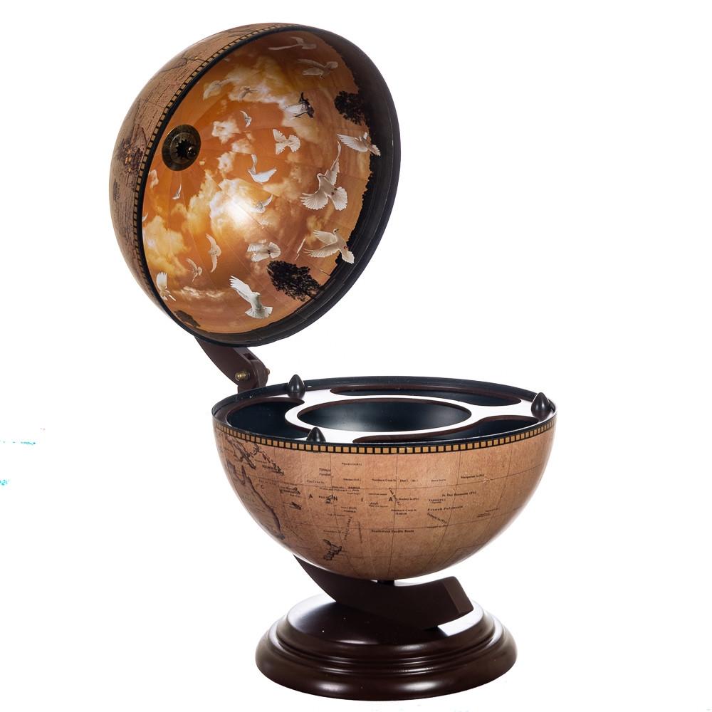 Глобус-Бар підлоговий Lefard 50х33х38 см 10504-005
