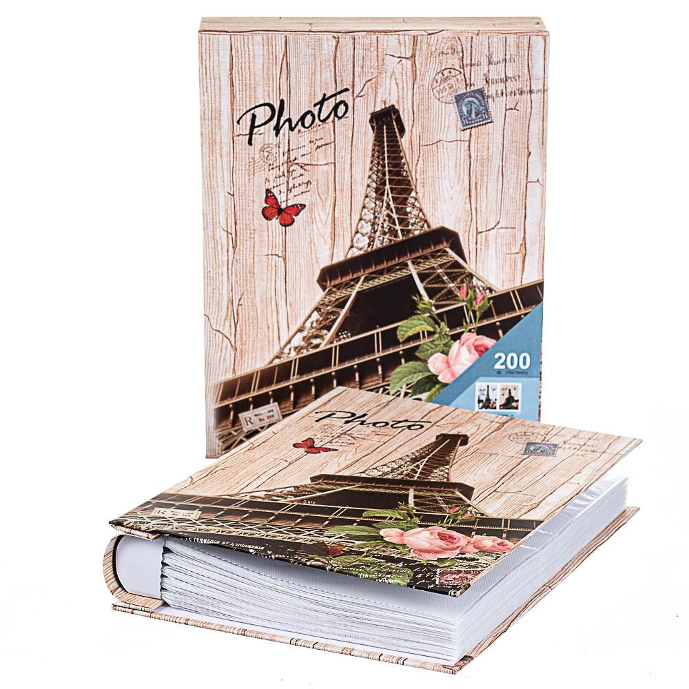 Фотоальбом Париж Veronese 200 фото 10х15см 8140-018 (2)